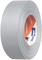 Shurtape PC 600 Cloth Duct Tape silver 48mm x 55m