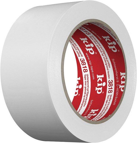 Kip 3818-55 PVC Protective Tape white 50mm x 33m