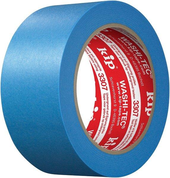 Kip 3307-48 WASHI-TEC Tape blue 48mm x 50m
