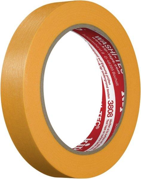 Kip 3808-18 WASHI-TEC Premium Tape orange 18mm x 50m