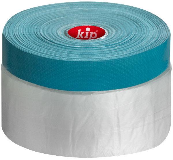Kip 3833-55 Cloth Duct Tape Masker blue 550mm x 20m