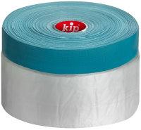Kip 3833-55 Gewebe-Masker blau 550mm x 20m