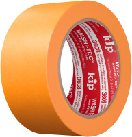 Kip 3608-48 WASHI-TEC Tape orange 48mm x 50m