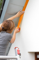 Kip 3815-65 PVC Schutzband orange 50mm x 33m