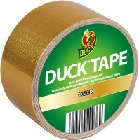 Duck Tape 100-36 Gewebeband Gold 48mm x 9,1m