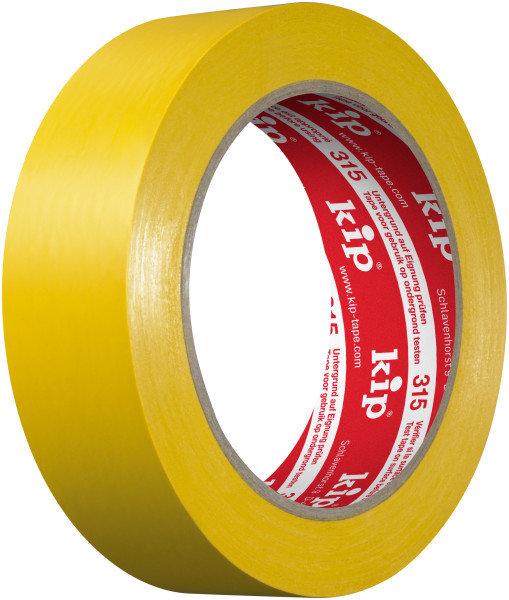 Kip 315-13 PVC Schutzband gelb 30mm x 33m