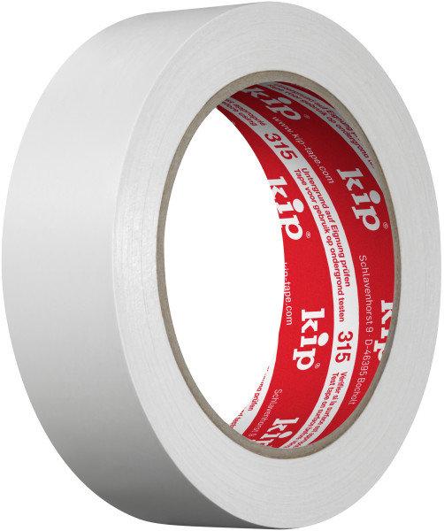 Kip 315-53 PVC Protective Tape white 30mm x 33m