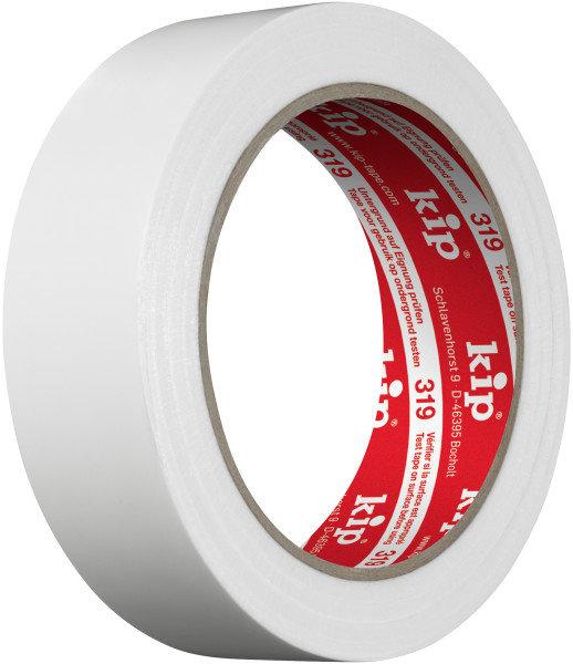 Kip 319-53 PE Protective Tape white 30mm x 33m