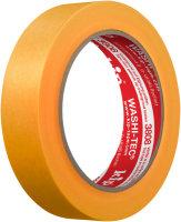 Kip 3808-24 WASHI-TEC Premium Tape orange 24mm x 50m