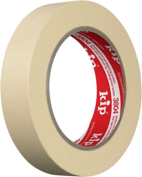 Kip 3804-24 Kreppband beige 24mm x 50m